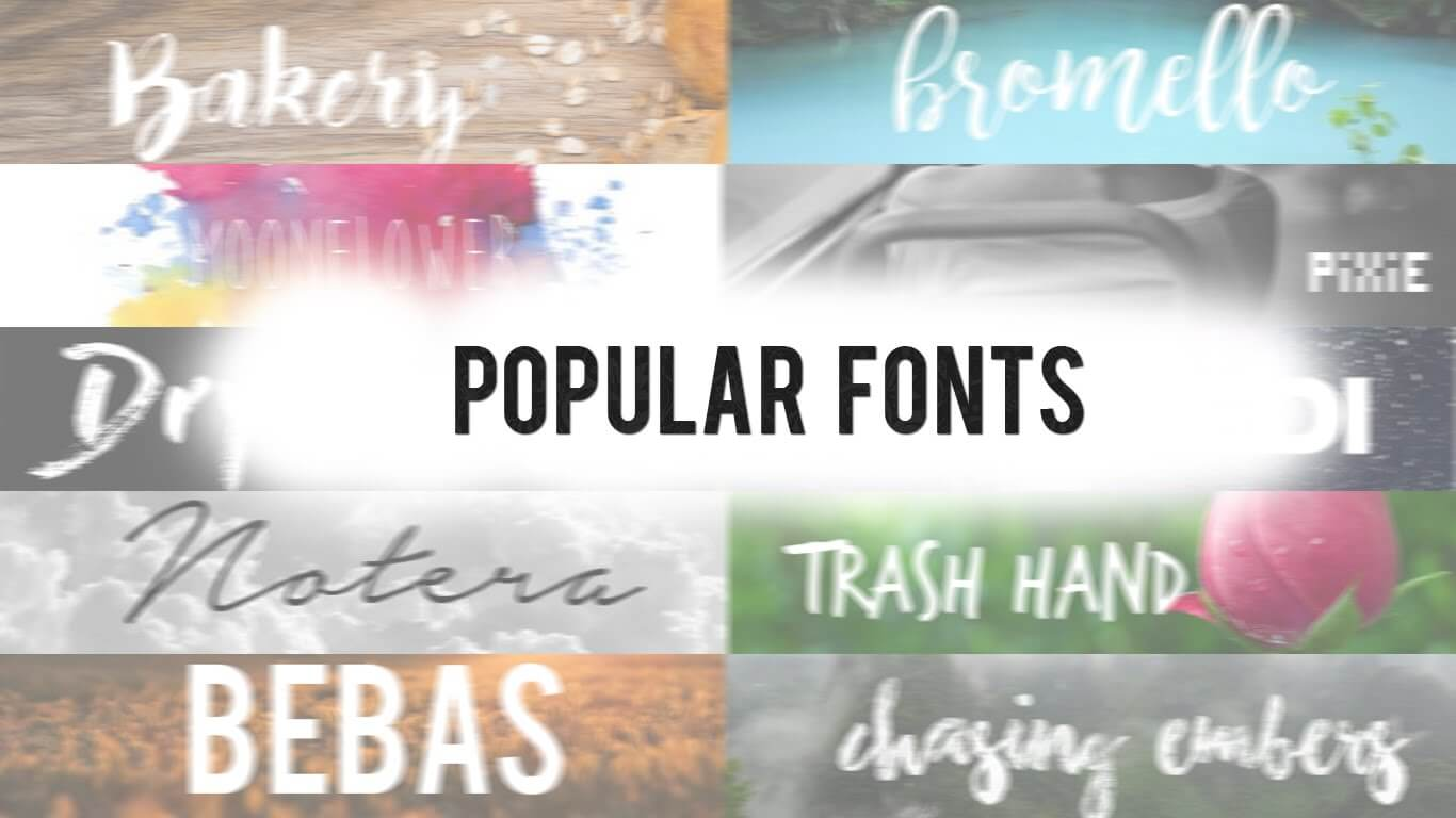 Best font for web design